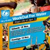 WorkOut for Water – Evento en beneficio de UNICEF